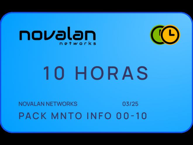 Servicios Informáticos - Pack 10H