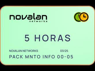 Servicios Informáticos - Pack 5H