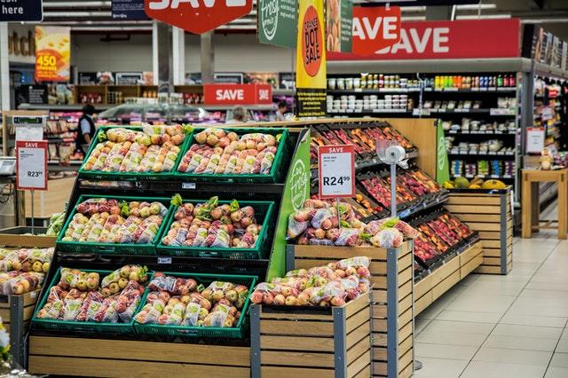 Supermercado Retail y Logistica